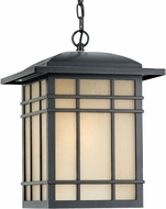 Quoizel HC1913IB Hillcrest Craftsman Imperial Bronze Outdoor Ceiling Light Pendant