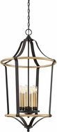 Quoizel HGT5206WT Highgate Contemporary Western Bronze 22  Foyer Lighting