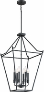 Quoizel HMT5206EK Hammerton Earth Black 18  Foyer Lighting Fixture