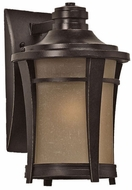 Quoizel HY8409IB Harmony 14 inches tall outdoor lighting wall fixture in imperial bronze