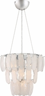 Quoizel JYC5216C Joyce Contemporary Polished Chrome Drop Lighting