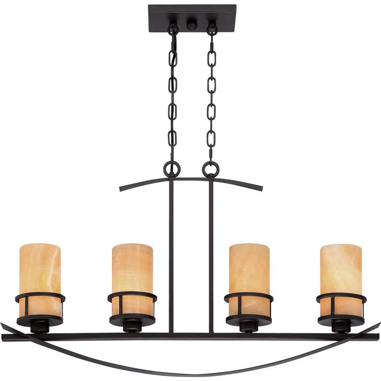 Quoizel Ky433ib Kyle Wrought Iron Imperial Bronze Finish 18 5 Nbsp Tall Kitchen Island Lighting Loading Zoom