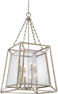 Quoizel LKE5208VG Lakeside Vintage Gold 24  Entryway Light Fixture