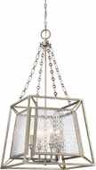 Quoizel LKE5304VG Lakeside Vintage Gold 19  Foyer Lighting
