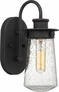 Quoizel LWN8601GK Lewiston Contemporary Grey Ash Wall Lighting Sconce