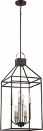 Quoizel LXT5208WT Lexington Western Bronze 14  Foyer Lighting Fixture