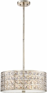Quoizel LXY2817VG Luxury Vintage Gold 17  Drum Drop Lighting