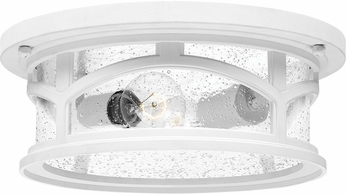Quoizel MBH1613W Marblehead Fresco Outdoor Home Ceiling Lighting