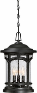 Quoizel MBH1911K Marblehead Mystic Black Outdoor Drop Ceiling Lighting
