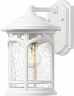 Quoizel MBH8407W Marblehead Fresco Outdoor 7  Wall Sconce Lighting