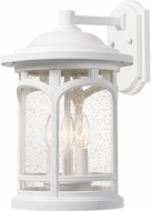 Quoizel MBH8409W Marblehead Fresco Outdoor 9  Wall Light Fixture