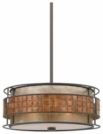 Quoizel MC842CRC Mica Tile Pendant Light