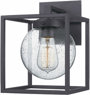 Quoizel MLO8407WT Malone Modern Western Bronze Exterior 7.5  Wall Lighting
