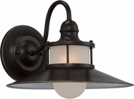 Quoizel NA8414PN New England Palladian Bronze Exterior Wall Sconce