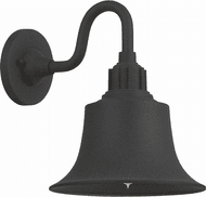 Quoizel NCT8409MB Nocturne Mottled Black Exterior Wall Mounted Lamp