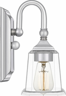 Quoizel NLC8601C Nicholas Polished Chrome Wall Lighting Sconce