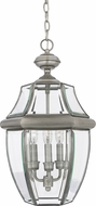 Quoizel NY1179P Newbury Pewter Outdoor 12.5  Hanging Lamp
