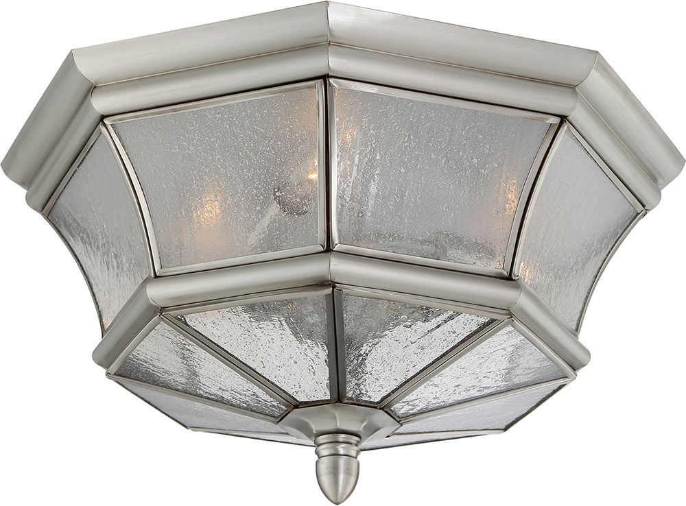 Quoizel Ny1615p Newbury Pewter Exterior Ceiling Lighting Fixture