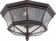 Quoizel NY1615Z Newbury Medici Bronze Outdoor Ceiling Light Fixture