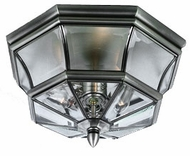 Quoizel NY1794P Newbury outdoor ceiling lamp fixture in pewter