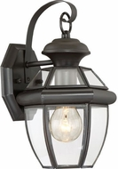 Quoizel NY8315Z Newbury Medici Bronze Outdoor 7  Wall Sconce Light