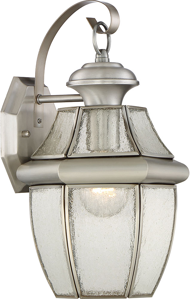 quoizel ny8409p newbury pewter outdoor lighting wall sconce quo
