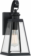 Quoizel PAX8405MBK Paxton Matte Black Outdoor Lighting Wall Sconce