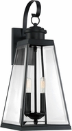 Quoizel PAX8409MBK Paxton Matte Black Outdoor Wall Sconce Lighting