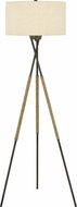 Quoizel PB9365TK Pembroke Tarnished Bronze Floor Lamp