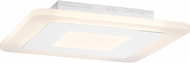Quoizel PCAW1614W Aglow Modern White Lustre LED Ceiling Lighting