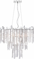 Quoizel PCDB5207C Platinum Collection Daybreak Polished Chrome 26.5  Hanging Pendant Light