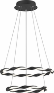 Quoizel PCFN1716EK Finale Contemporary Earth Black Lighting Pendant