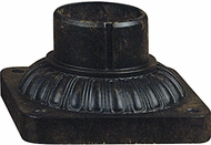 Quoizel PM9300IB Imperial Bronze Outdoor Post Mount