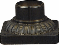 Quoizel PM9300Z Medici Bronze Outdoor Post Mount