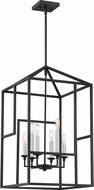 Quoizel PON5206GK Portion Contemporary Grey Ash 16  Entryway Light Fixture