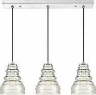 Quoizel PPY329C Prophecy Contemporary Polished Chrome Multi Hanging Light Fixture
