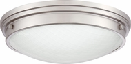 Quoizel PRT1614BN Port Modern Brushed Nickel LED 14  Home Ceiling Lighting