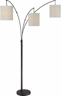 Quoizel Q2605FOI Oil Rubbed Bronze Arc Lighting Floor Lamp