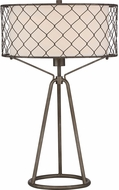 Quoizel Q3323T Contemporary Lighting Table Lamp