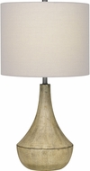 Quoizel Q4065T Rockville Sampled Table Lamp