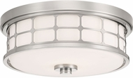 Quoizel QF3413BN Contemporary Brushed Nickel Ceiling Lighting