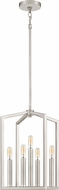 Quoizel QF4021BN Foundation Contemporary Brushed Nickel 11 Foyer Lighting