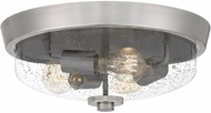 Quoizel QF5284BN Radius Modern Brushed Nickel 14.75  Ceiling Lighting