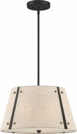 Quoizel QP5190MC Amherst Mottled Cocoa Ceiling Pendant Light