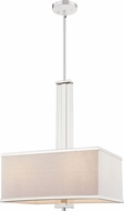 Quoizel QP5269PK Modern Polished Nickel Pendant Lighting