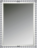 Quoizel QR1864C Reflections Polished Chrome Wall Mounted Mirror