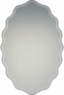 Quoizel QR2797 Reflections Pewter Mirror