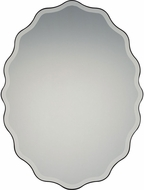 Quoizel QR2798 Reflections Earth Black Wall Mirror