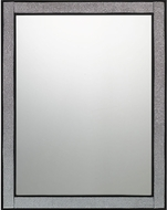 Quoizel QR3324 Reflections Mystic Black Wall Mirror