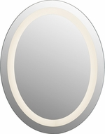 Quoizel QR3696 Intensity Modern LED Mirror